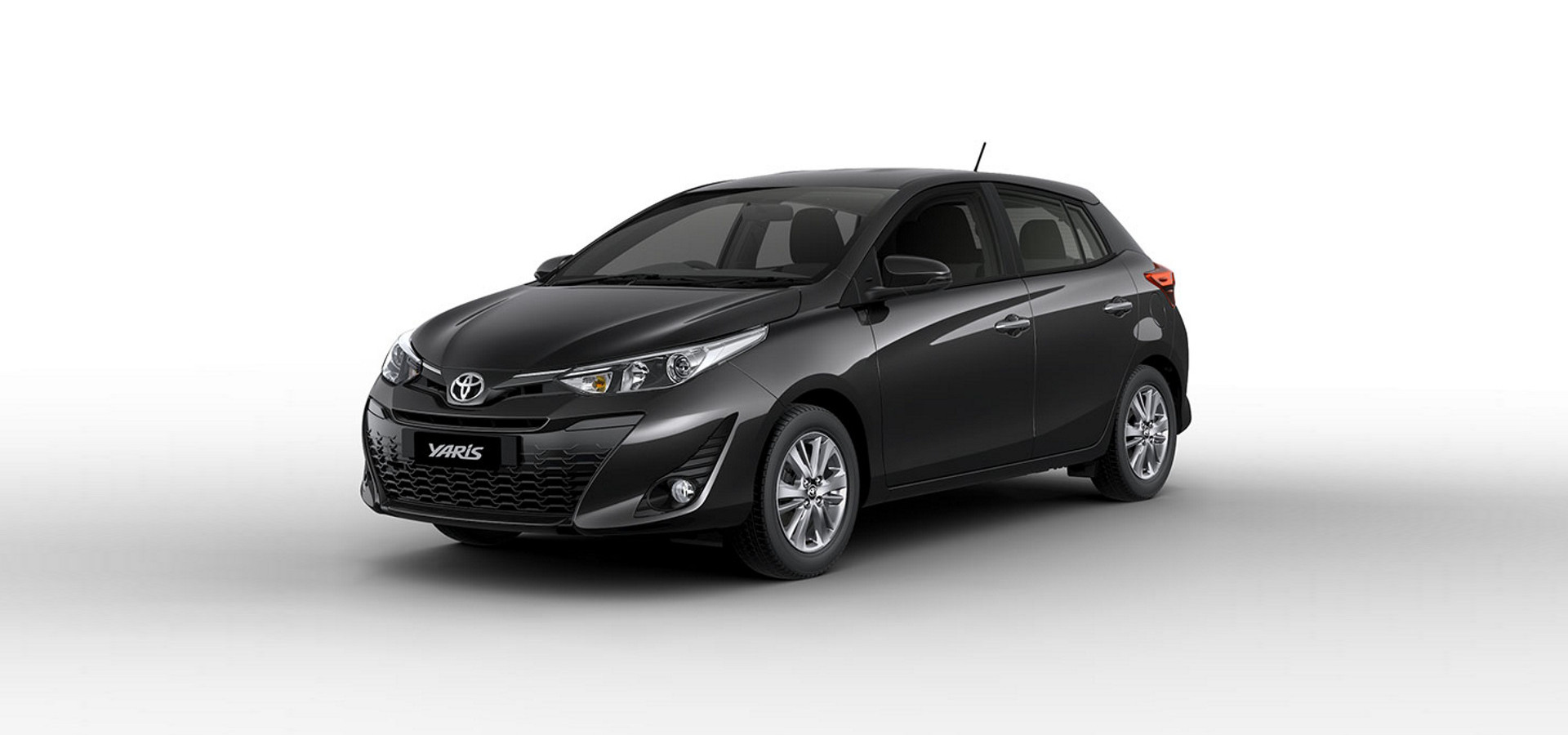 Toyota Yaris Hatchback Colores
