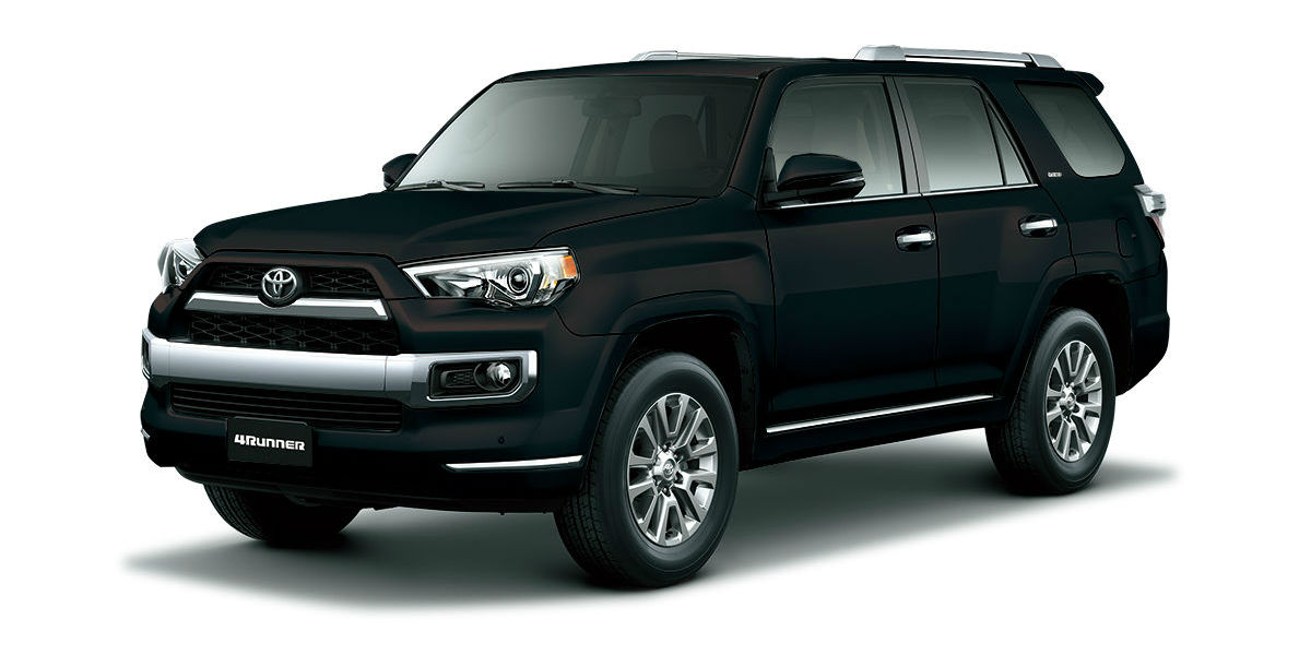 Toyota 4Runner Colores