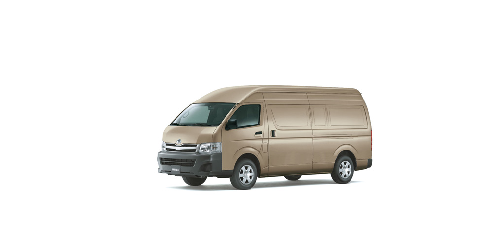 Toyota Hiace Colores