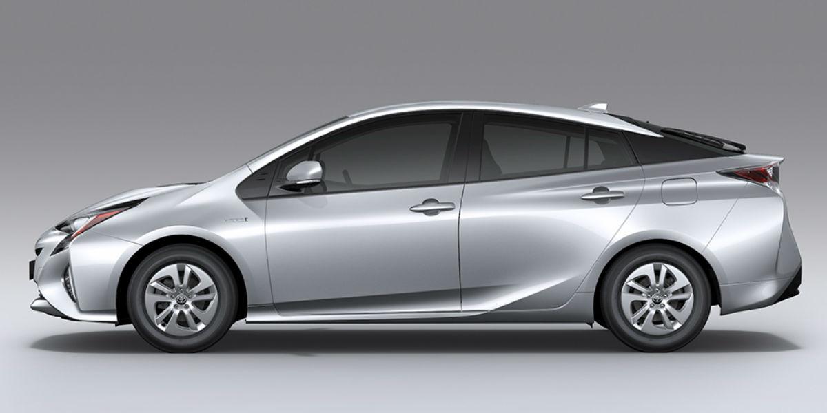 Toyota Prius Colores
