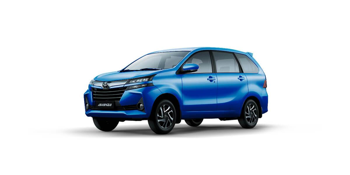 Toyota Avanza 2020 Colores