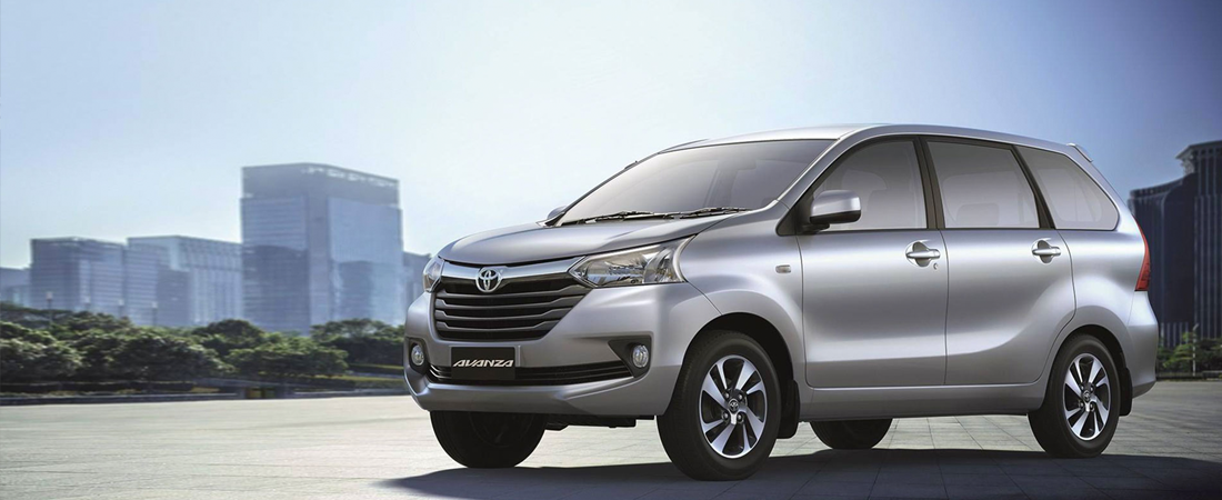 Toyota Avanza, la camioneta con el espacio necesario para tu viaje