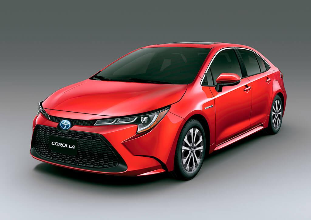 Toyota Corolla 2020 Colores