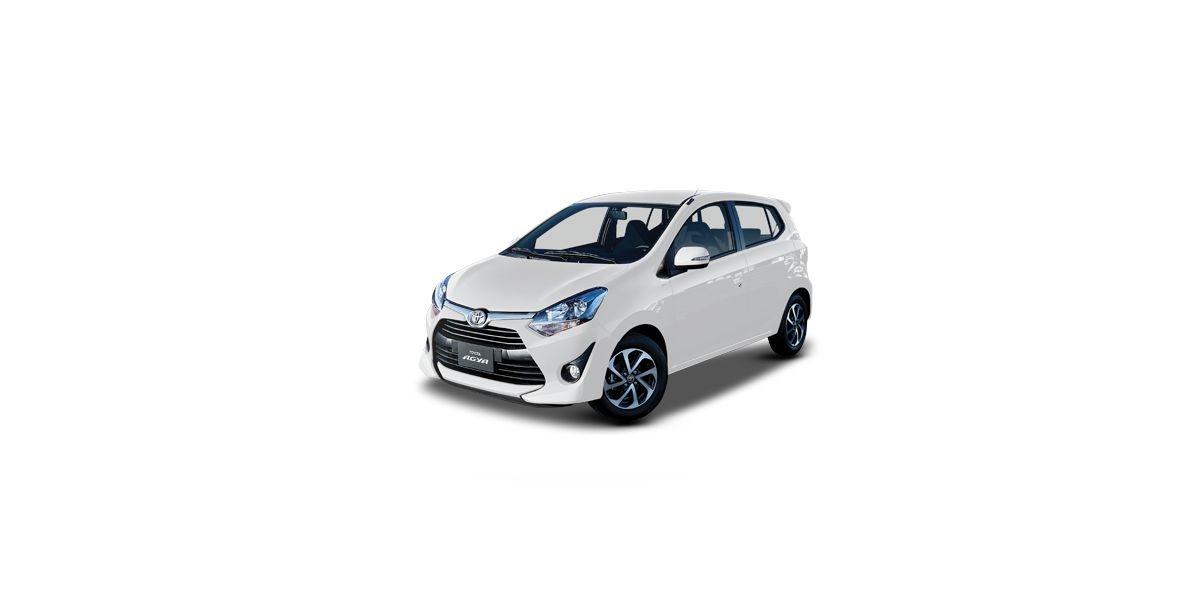 Toyota Agya Colores