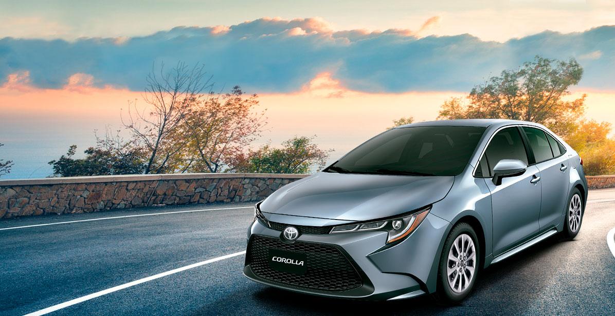 ¡Toyota Corolla 2020!, una nueva generación de sedán que rompe cualquier esquema