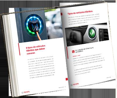 Toyota Ebook 8 tipos de vehículos híbridos que debes conocer