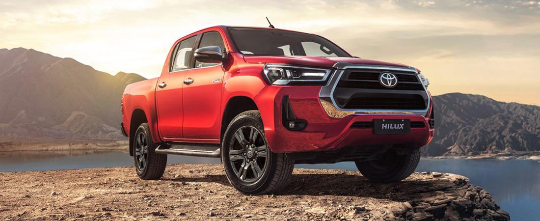 5 razones para depositar tu confianza en el nuevo Toyota Hilux 4x4