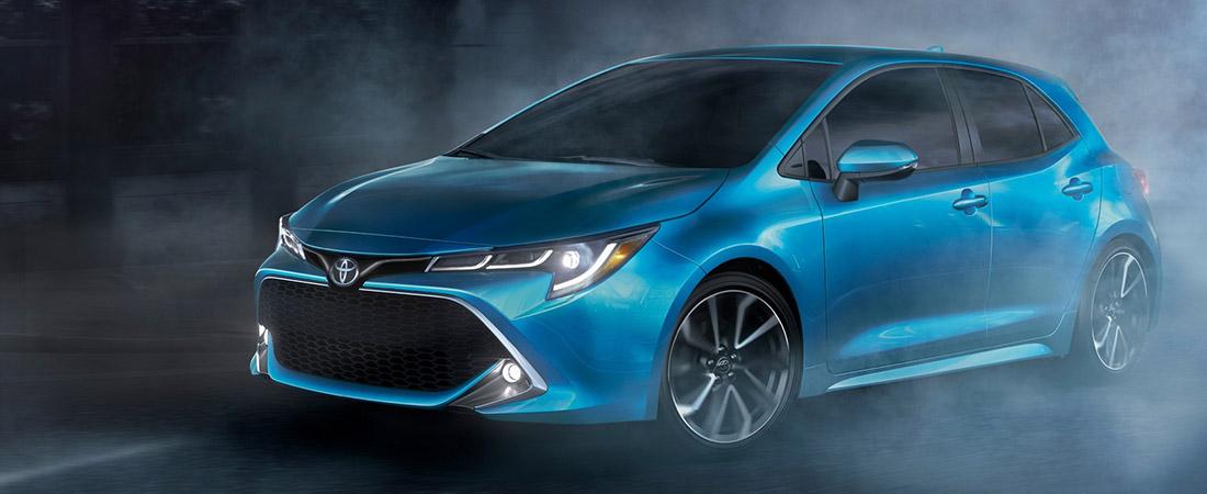 Tipos de luces en carros Toyota que debes de conocer