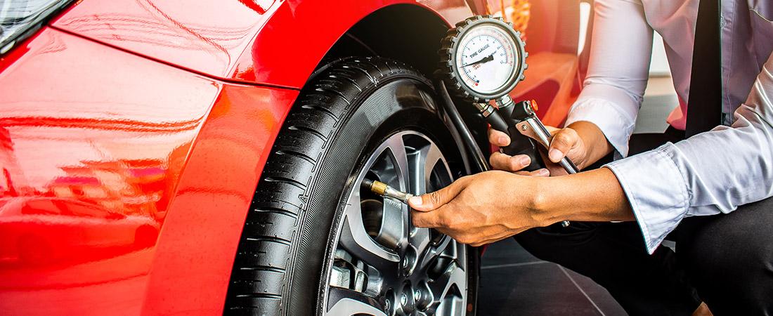 Consejos para cuidar las llantas de tu carro