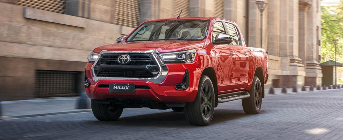 Más potencia y mejor diseño: descubre el nuevo Toyota Hilux 4x4