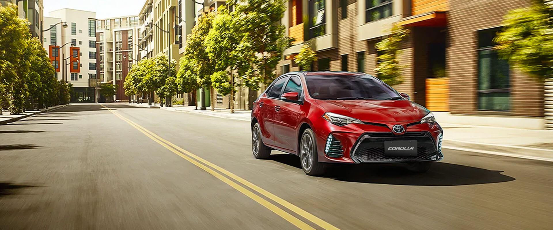 Toyota Corolla, el sedán perfecto para un ejecutivo