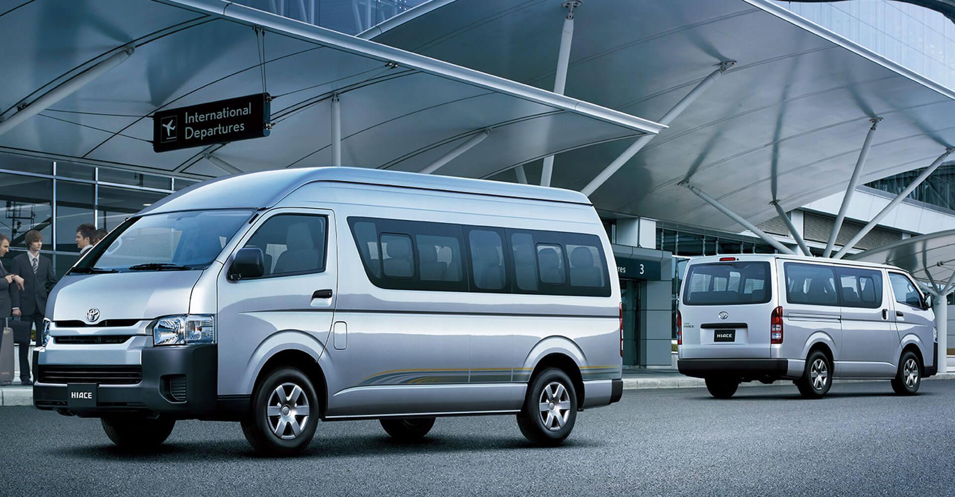 2021 Toyota Hiace Concept