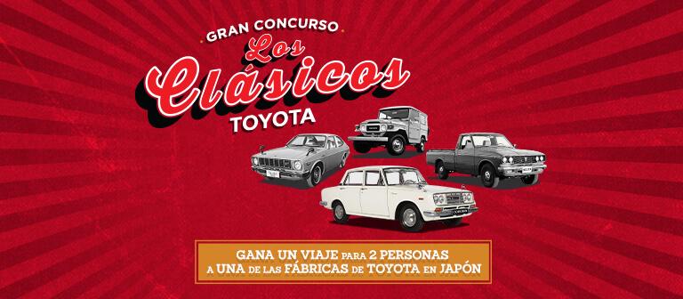 Los Clásicos Toyota