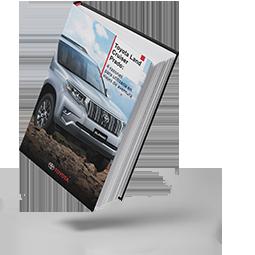 Toyota Ebook Toyota Land Cruiser Prado: 4 razones para utilizarla en viajes de aventura