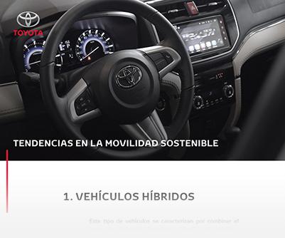 Toyota Ebook 3 tendencias en la movilidad sostenible que están cambiando el mundo