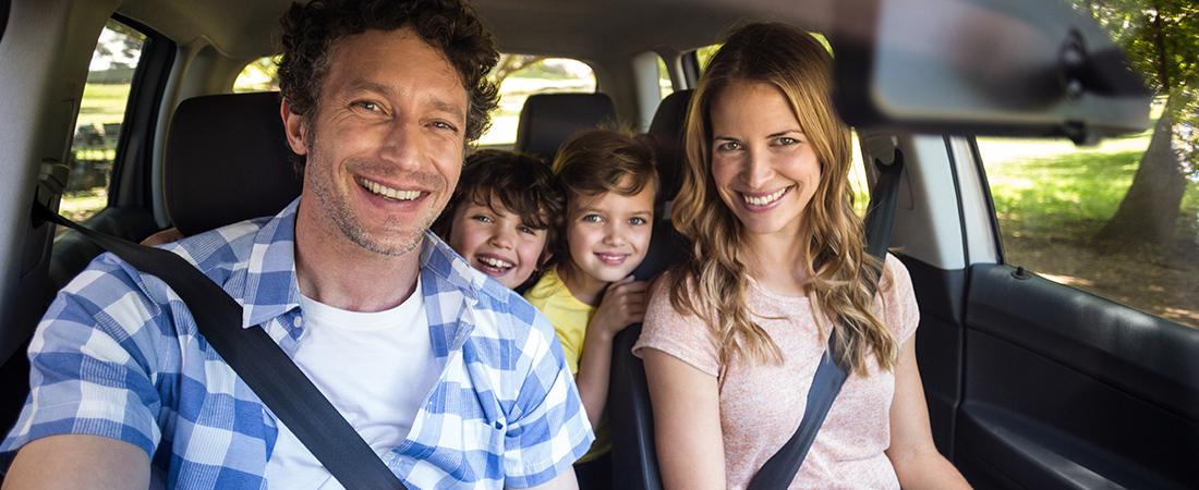 SUV: la mejor opción de vehículo familiar