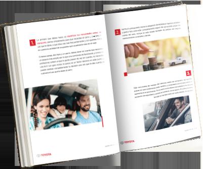 Toyota Ebook ¡5 aspectos que debes tener en cuenta antes de comprar tu primer vehículo!