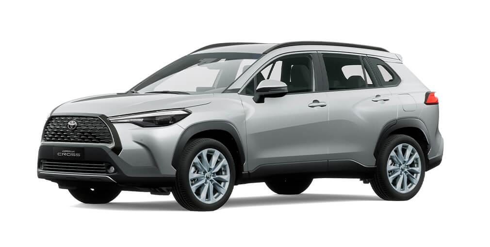 Toyota Corolla Cross Gasolina Colores