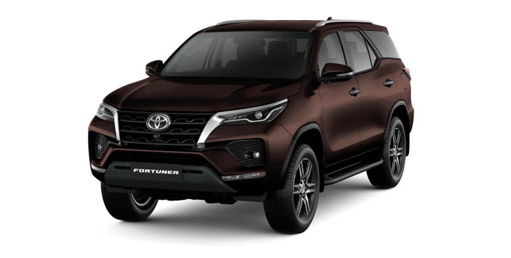 Toyota Nueva Fortuner Colores
