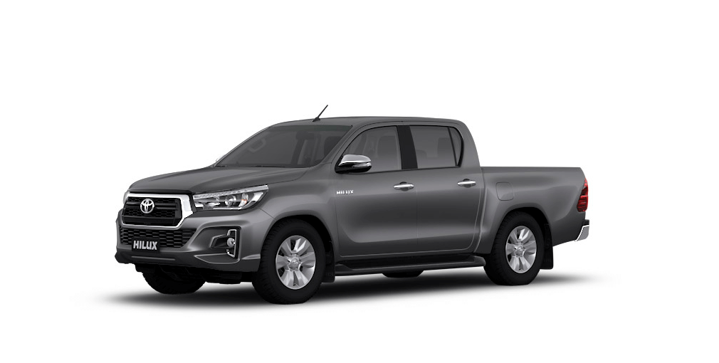 Toyota Hilux Colores