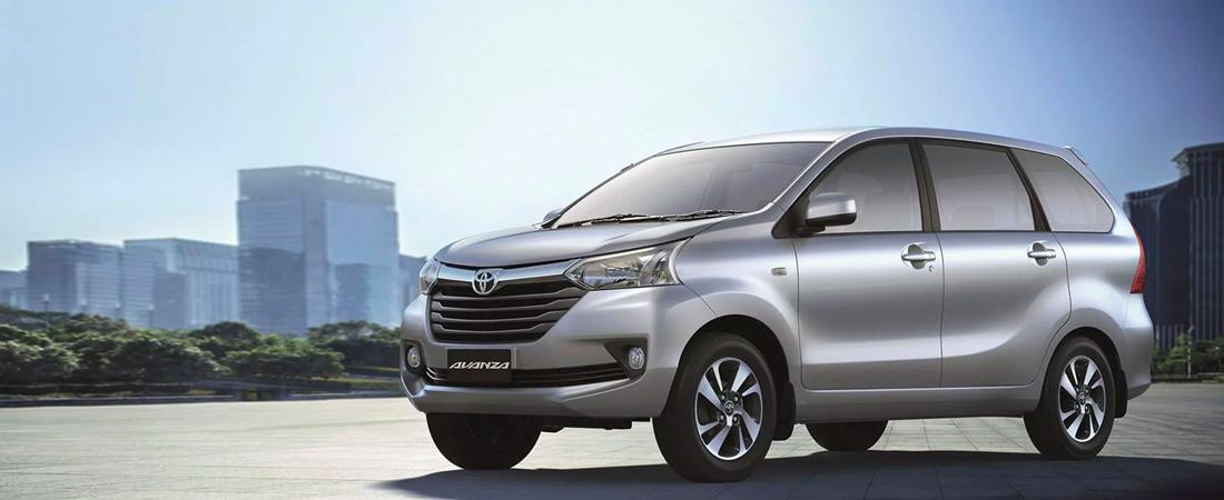 ¿Buscas un vehículo elegante y espacioso? Toyota Avanza un auto hecho para ti