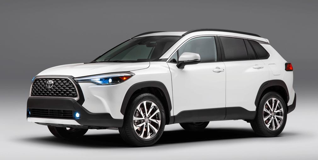 La nueva Toyota Corolla Cross 2022