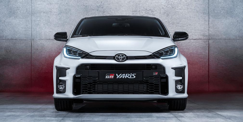 Todo sobre el nuevo Toyota Yaris GR 2022