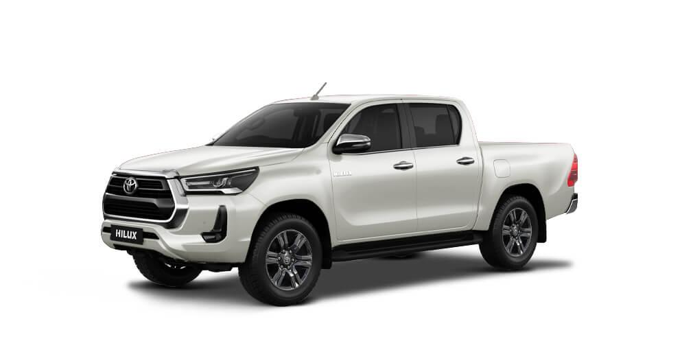 Toyota Nuevo Hilux Colores