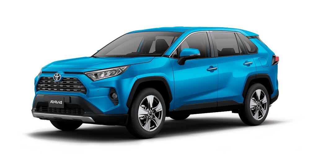 Toyota Rav4 2020 Colores