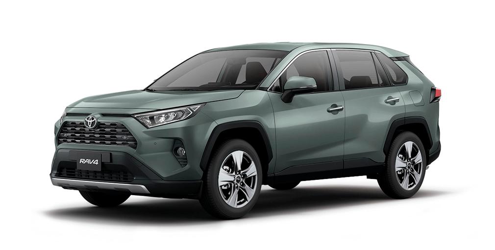 Toyota RAV4 Colores