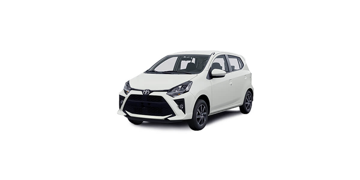 Toyota Agya Colores